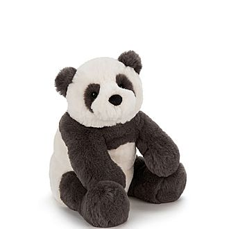 Harry Panda Teddy Medium