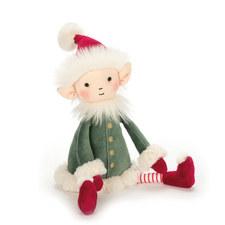 Leffy the Elf Toy