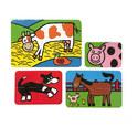 Farm Tails Puzzle, ${color}