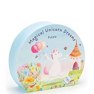 Magic Unicorn Dreams Puzzle