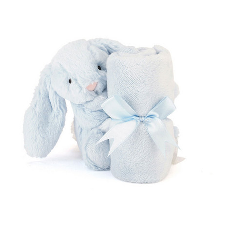Bashful Blue Bunny Soother, ${color}