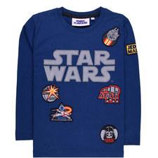 Star Wars Reflective Badge T-Shirt