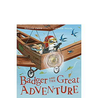 'Badger and the Great Adventure' Book