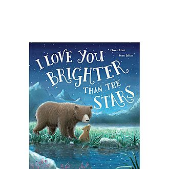 'I Love You Brighter Than the Stars' Book