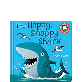 'Pops for Tots: The Happy, Snappy Shark' Book