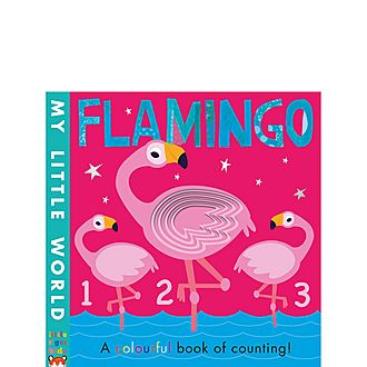 'Flamingo' Book