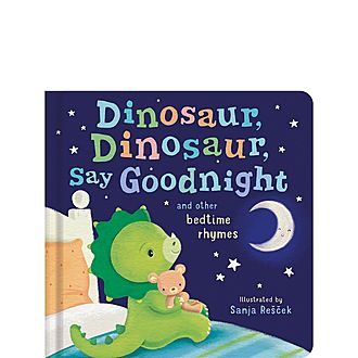 'Dinosaur, Dinosaur, Say Goodnight' Book