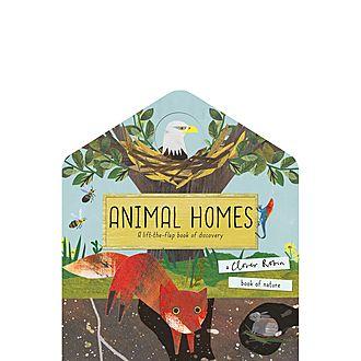 'Animal Homes' Book