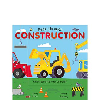 'Peek-Through Construction' Book