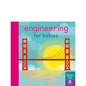 Engineering for Babies' Book