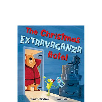 'The Christmas Extravaganza Hotel' Book