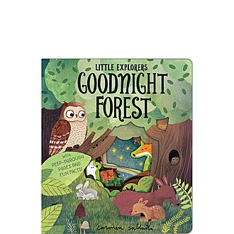 'Goodnight Forest' Book