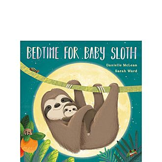'Bedtime for Baby Sloth' Book