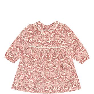 Mandie Animal Print Dress