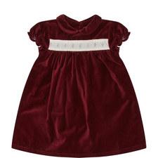 Poppy Velvet Dress