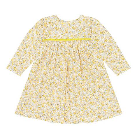 Ditsy Floral Dress, ${color}