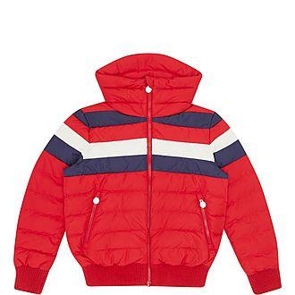 Queenie Stripe Jacket
