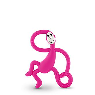 Dancing Monkey Teething Toy