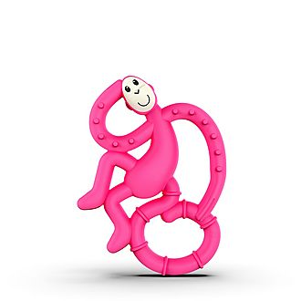 Dancing Monkey Mini Teething Toy