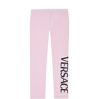 Girls' Logo Sweatpants