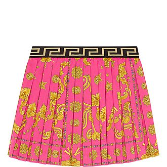 Baroque Filigree Skirt
