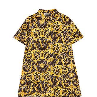 Medusa Print Dress