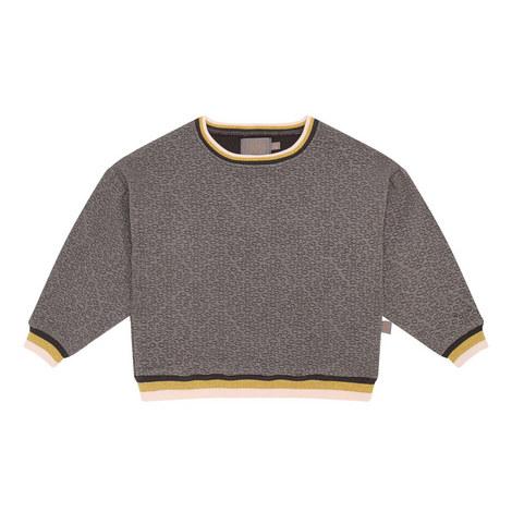 Geometric Sweatshirt, ${color}