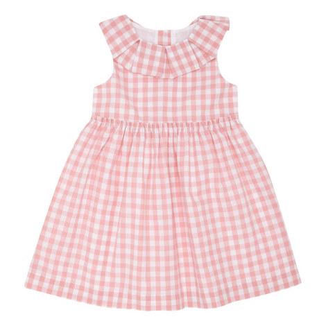 Penelope Check Dress, ${color}