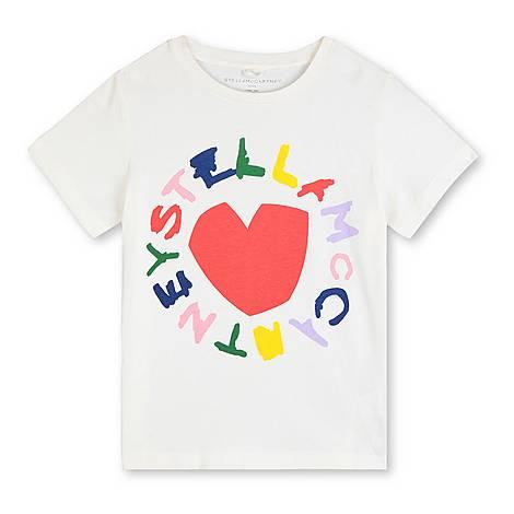 Logo & Heart T-Shirt, ${color}