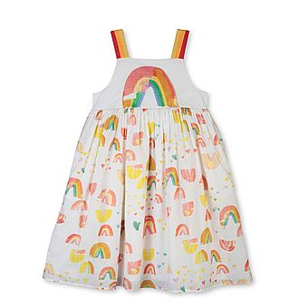 Paint Rainbow Dress