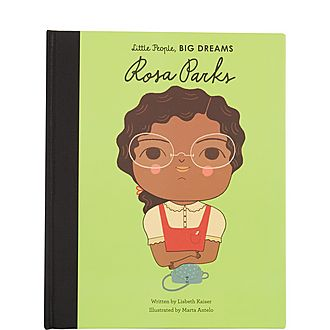 Rosa Parks Illustrated Book