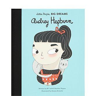 Little People, Big Dreams Audrey Hepburn Picture Book