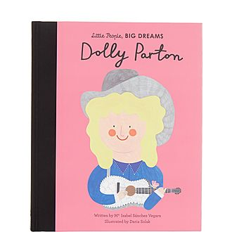 Little People Big Dreams Dolly Parton Book
