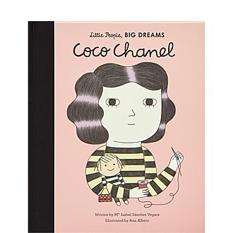 Little People, Big Dreams Coco Chanel Picture Book