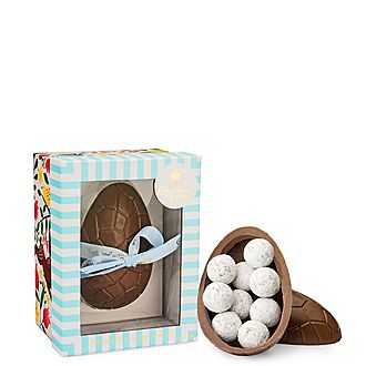 Sea Salt Truffle Easter Egg