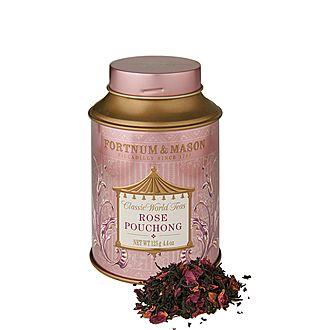 Rose Pouchong Loose Tea