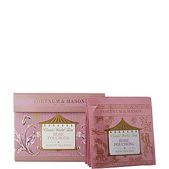 Rose Pouchong Silky Teabags
