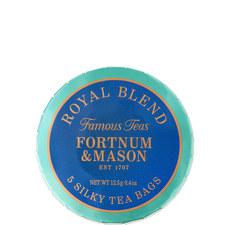 Royal Blend Pocket Tin Tea Bags