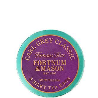 Earl Grey Classic Pocket Tin Tea Bags