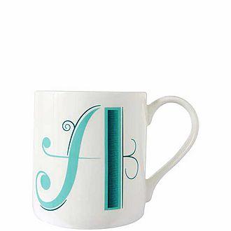 Alphabet A Mug