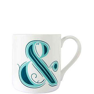 Alphabet & Mug