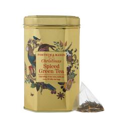Christmas Green Tea Silky Tea Bags