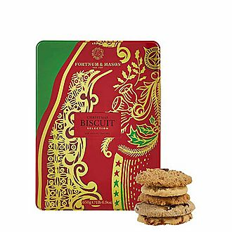 Christmas Biscuit Tin Selection