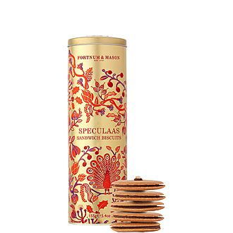Christmas Speculaas Sandwich Biscuits 155g