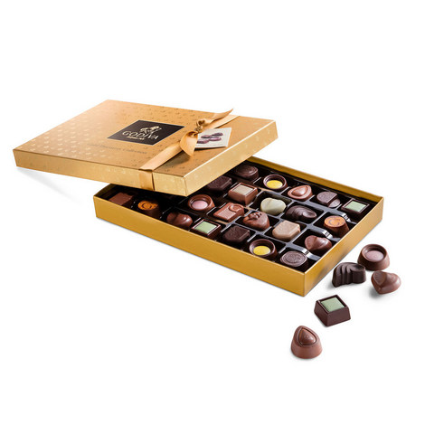 Gold Discovery Chocolate Box 200g, ${color}