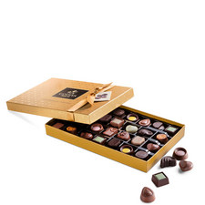 Gold Discovery Chocolate Box 200g