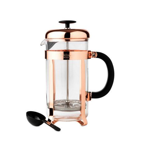 Copper 3-Cup Cafetière, ${color}