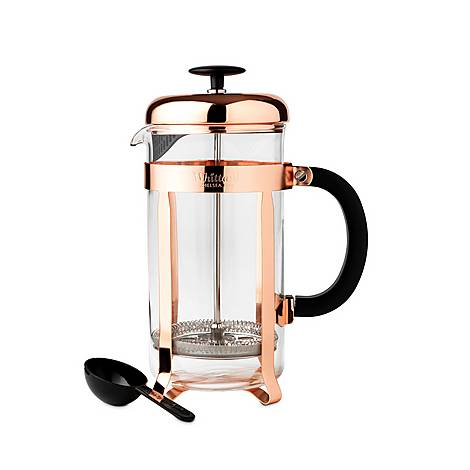 Copper 3-Cup Cafetière, ${color}
