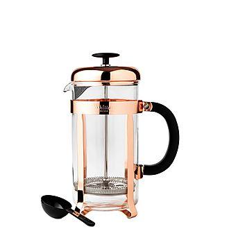 Copper 3-Cup Cafetière