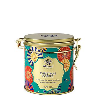 Christmas Coffee Tin 120g